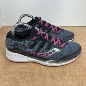 Saucony Ride ISO Running Shoes Womens Size US 7.5